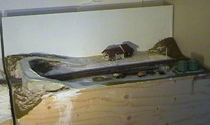 Une couche de gesso donne un teint uniforme à la surface à peindre