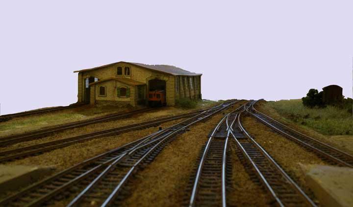 Vu de la sortie Ouest de la gare de Lozanne avec...