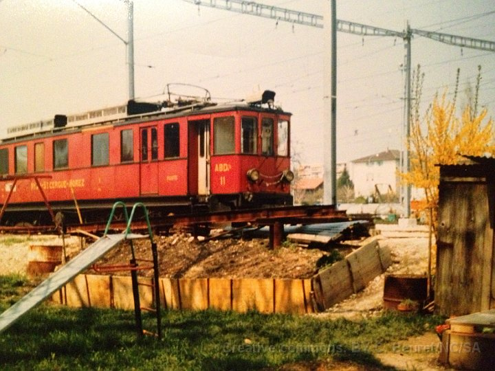 Portraits de chemins de fer