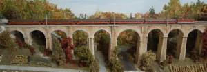 Viaduc de Boudry sur l'Areuse